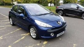 2007 Peugeot 207 1.6 16v Sport 5dr Fully HPI Clear 2 Former Keeper @07725982426 @