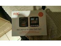RAC Full HD Video Dash Camera