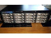For Sale : Rack Storage Media Server 8tb