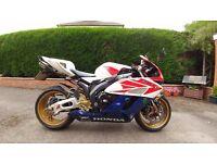 Honda CBR1000 RR Supersport