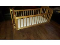 cradle for baby