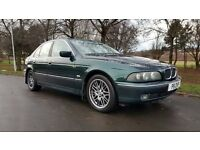 BMW 5 Series 2.0 520i SE 4dr PX TO CLEAR WITH NEW MOT, FULL LEATHER & PRIVATE PLATE