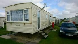 Carvan rental at Chapel St Leanards