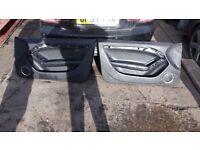 Audi A5 2012 door panels.