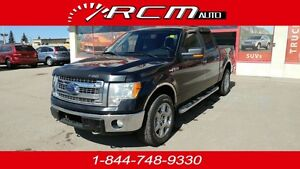 2013 Ford F-150 XLT 4x4 Used Truck 6.2L SUPERCREW-CALL/TEXT 24/7