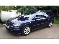 VAUXHALL ASTRA ESTATE ....SALE OR SWAP