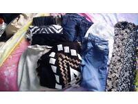 size 10-12 clothes bundle