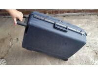 2 CHEAP SUITCASES by DELSEY OF PARIS WITH KEYS