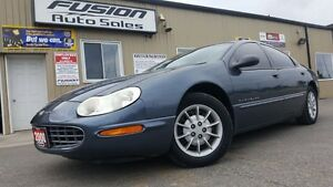 2000 Chrysler Concorde LX-SUPER LOW KM FOR THE YEAR-VERY CLEAN