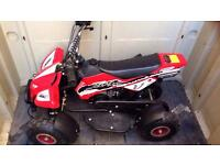 Kids mini Moto quad 49cc