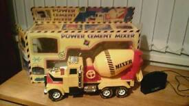 Power cement mixer brand new