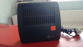 Small electric heater, brand new