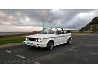 MK1 VW Golf Clipper Cabrio Convertible