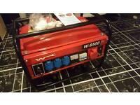 Brand New WurzBurg 8500 Generator