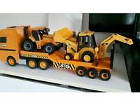 Kids lorry and trucks
