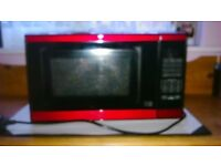 Microwave and Toaster (Morphy Richards)