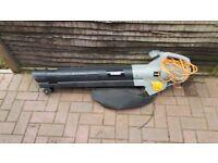 titan 2800 watt electric leaf blower
