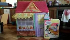 Cherry Blossom Store. Kids play house