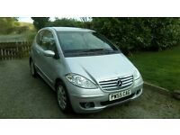 Mercedes A200 automatic diesel