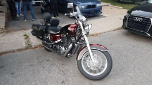 HONDA SHADOW VT 1100CC CRUISER
