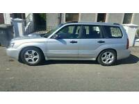 Subaru Forester 2L Turbo