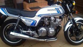 1983 Classic Honda CB750 F