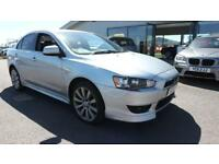 MITSUBISHI LANCER 1.8 GS4 4d 141 BHP MORE CLEARANCE STOCK ON OUR WEBSITE (silver) 2008