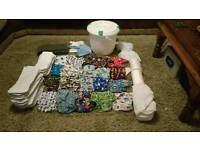 Reusable Pocket Nappy Bundle