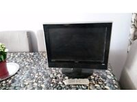 19 inch Freeview TV