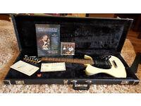 Custom Telecaster - 1991 Signed Limited Edition Larry Carlton Standard 24 fret Valley Arts Guitar