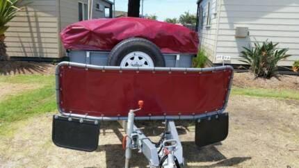 Special Russell Bayside Off Road Camper Trailer