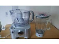 Kenwood Multipro Libra 100w 3 litre food processor, juice jug and all attachments