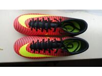 football boots size 5.5 and size 6 and