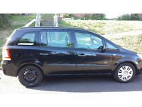7 Seater Reliable Vauxhall Zafira for Sale