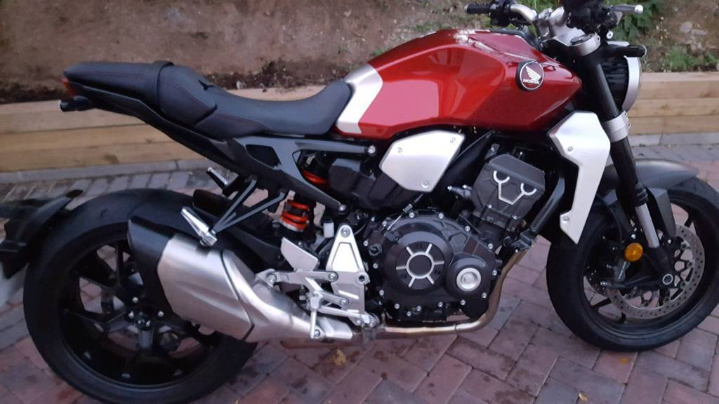 Cb1000r 2018 Quickshifter And Autoblipper In Plymouth