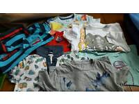 Boys age 3-4 years bundle including a coat (some bnwt)