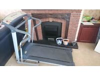 Treadmill Speed settings , Manual incline , good condition £70 But open to offers Contact for detail