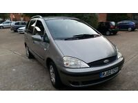 2002 FORD GALAXY 2.3 PETROL AUTOMATIC
