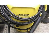 KARCHER PRESSURE WASHER MODEL K3.97, PLEASE READ CAREFULLY.