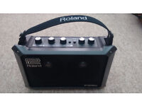 Roland Mobile Cube Stereo Amplifier