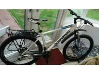 Boardman Comp 27speed 20 inch Alloy frame mens mountain bike