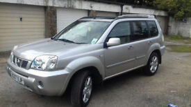 Nissan X-Trail, 2.2l, 2007 for just £3500 (O.N.O)