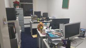Desk Space To Rent, Upton Park, London, E13
