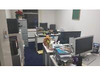 Desk Space Available To Rent, Upton Park, London, E13
