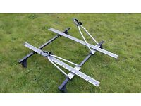 Bike carrier and roof-rack for Citroën Xsara Picasso