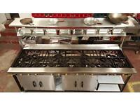 Commercial cooker for Indian restaurant takeaway