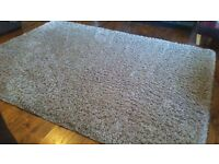 "STONE COLOURED RUG,7'5""X5'5"" RECENTLY PURCHASED, AS NEW, PET/SMOKE FREE HOME, SELLING DUE TO MOVING"