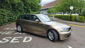 BMW 1 Series 2.0 120d Sport 5dr