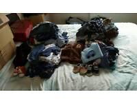 Huge Bundle Of Boys Clothes 3-6 6-9 9-12 12-18