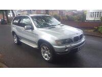 BMW X5 3.0 i Sport 5dr LPG GAS CONVERSION 2003 (53 reg)